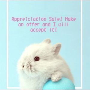 Other - Appreciation Sale